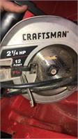 Craftsman Circular Saw And Small Table