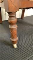 Victorian Eastlake Arm Chair