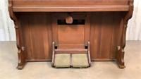 Antique Estey Pump Organ-