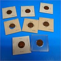 Coins. Estate of Gary Blomquist