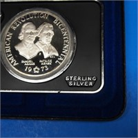 1973 Bicentennial Sterling Silver