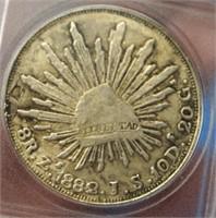 8 Reales 1882