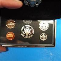 1995 United States Mint Premier Silver Proof Set