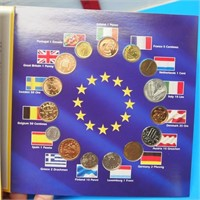 Europe's Final National Coins Set