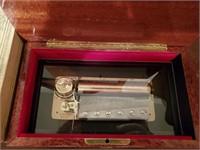 2 Jewelry Boxes & 1 Music Box
