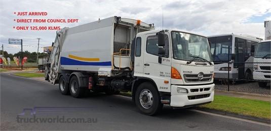 2012 Hino FM 2628 - Trucks for Sale