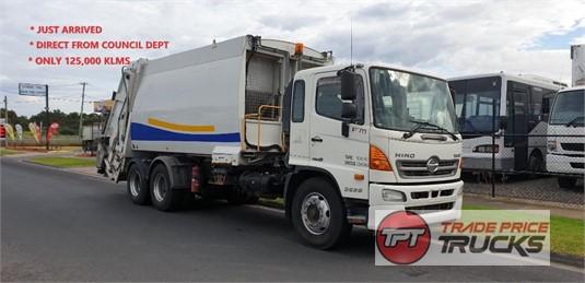 2012 Hino FM 2628 Trade Price Trucks  - Trucks for Sale