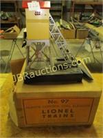 DR. SPENCER LIONEL MODEL TRAIN AUCTION