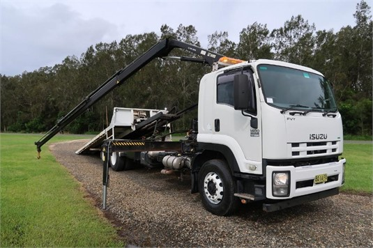 2012 Isuzu FVY 1400 Auto - Trucks for Sale