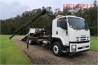2012 Isuzu FVY 1400 Auto Crane Truck