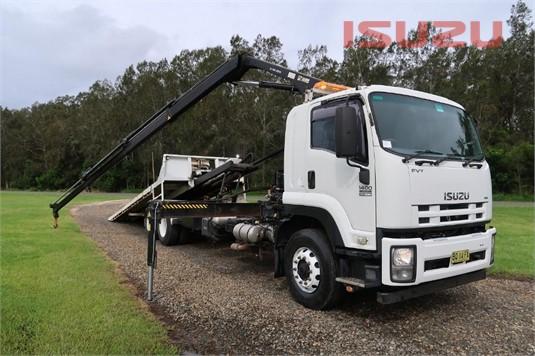 2012 Isuzu FVY 1400 Auto Used Isuzu Trucks - Trucks for Sale
