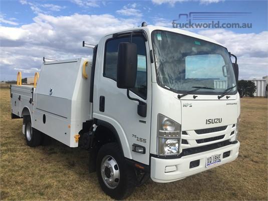 2019 Isuzu NPS - Trucks for Sale