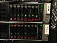 HP ProLiant DL380 Gen9 server