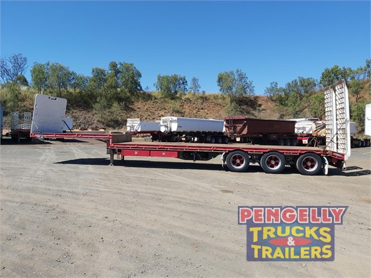 2011 Southern Cross Drop Deck Trailer Pengelly Truck & Trailer Sales & Service - Trailers for Sale