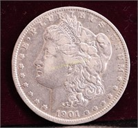 Multi Estate Jewelry, Coins, Bills and Bullion Auction