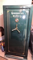 30 place American Security gun safe with S&G