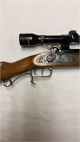 Thompson Center .54 caliber muzzle loader with