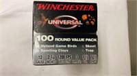 Lot of new 12 gauge ammo. 100 rounds of