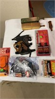 Lot of quality sporting miscellaneous including