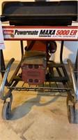 Coleman Powermax 5000 ER generator.