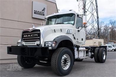 2021 MACK GRANITE 42FR at TruckPaper.com