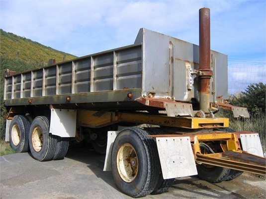 1981 Steelbro Sbt21 - Trailers for Sale