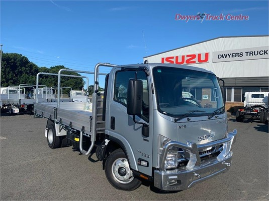 2020 Isuzu NPR 45 155 MWB Premium Tradepack Dwyers Truck Centre - Trucks for Sale