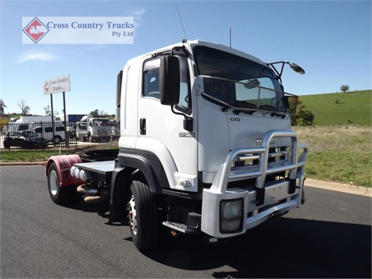 2010 Isuzu GXD Cross Country Trucks Pty Ltd - Trucks for Sale
