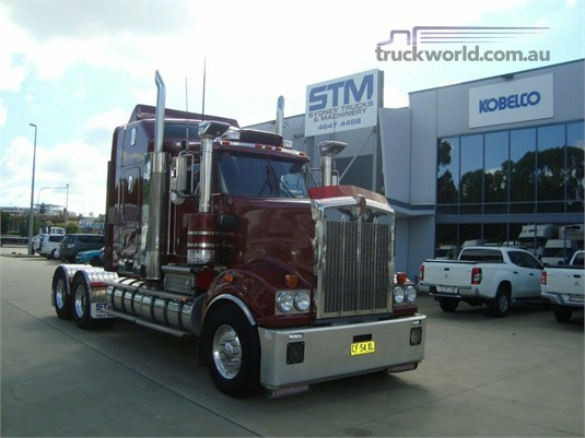 2012 Kenworth T909 - Trucks for Sale