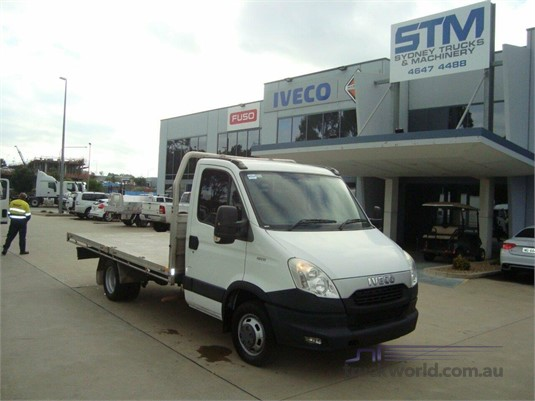 2013 Iveco Daily 45c17L - Trucks for Sale