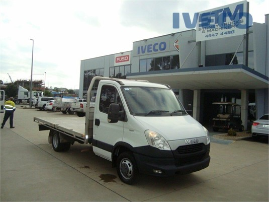 2013 Iveco Daily 45c17L Iveco Trucks Sales - Trucks for Sale