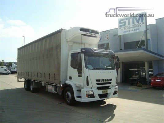 2013 Iveco Eurocargo ML225 - Trucks for Sale