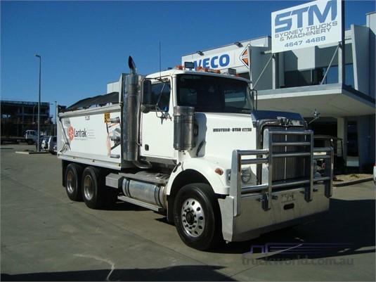 2008 Western Star 4900 - Trucks for Sale