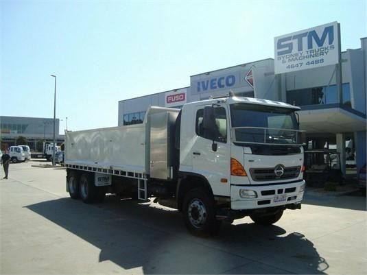 2009 Hino FM1J - Trucks for Sale