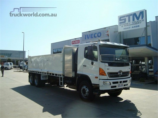2009 Hino FM1J - Trucks for Sale