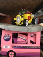 Shelf Of Toys