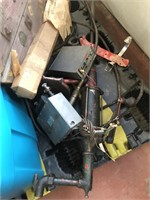 Lot Of Misc Hoses And Cable Wire