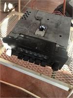 2 Motors - Stand - Radio