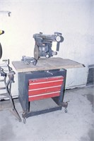 "Sear's Craftsman 10"" Radial Arm Saw"