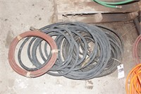 Qty of  Short Air Hoses - Some W/Ends
