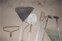 Yard Tool Group - 9 Pc