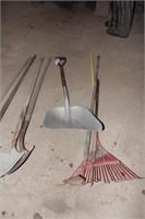 Yard Tools 8 Pc