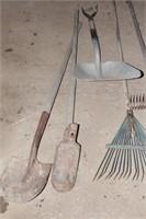 10 Pc Yard Tools