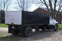 1997 GMC C7500 Grain Truck