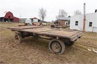 14' Homemade Hay Wagon