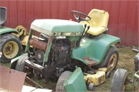 John Deere 318 Riding Mower