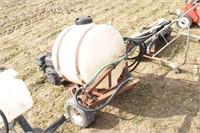 Fimco 30 Gallon Gas Powered Lawn & Garden Sprayer