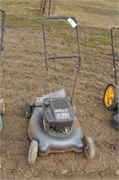 "Yard Machines 21"" 5.5hp Push Mower"