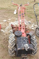 Powered Rear Tine Cultivator