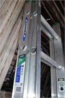 Werner 16' Aluminum Extension Ladder